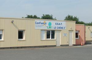 """ESAT """"Le Chêne 2"""" de l'Association CONFIANCE Pierre Boulenger"""