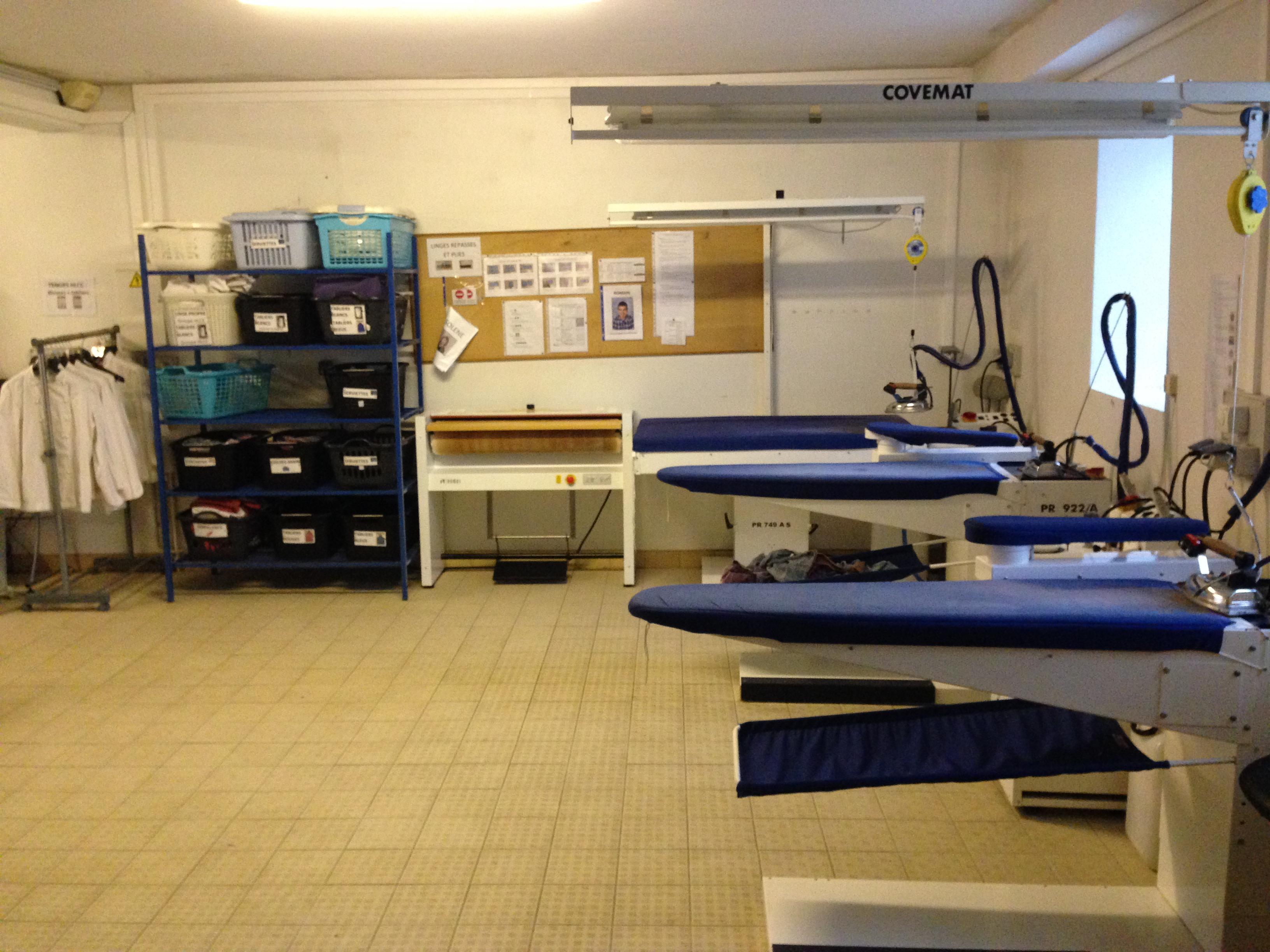 atelier repasserie CASTEL